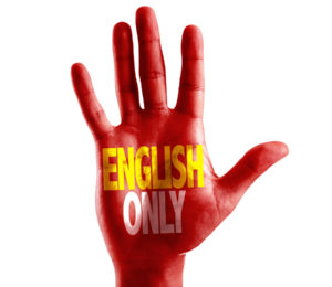 1704 DB 1 Think Carefully Before Imposing English Only Rules 300x260 - Think Carefully Before Imposing English Only Rules in The Workplace